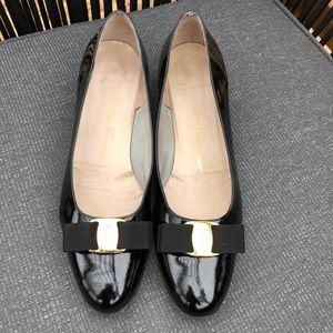 Salvatore Ferragamo Vera heels